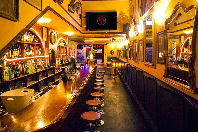 Alfa Bar, Barcelona, Spain