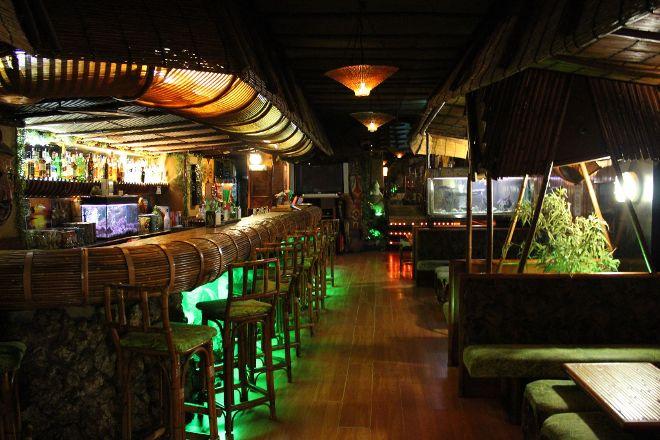 Aloha Polinesian Bar, Barcelona, Spain