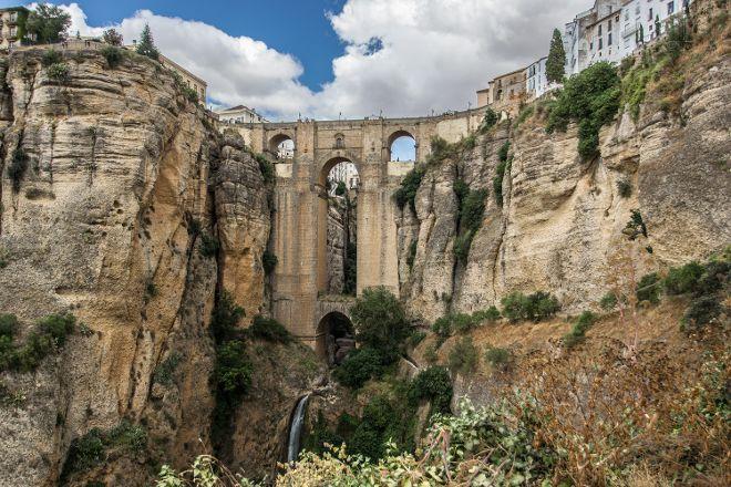 Arco del Cristo, Ronda, Spain