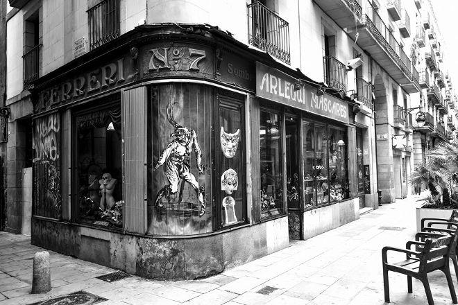 Arlequin Mascaras, Barcelona, Spain