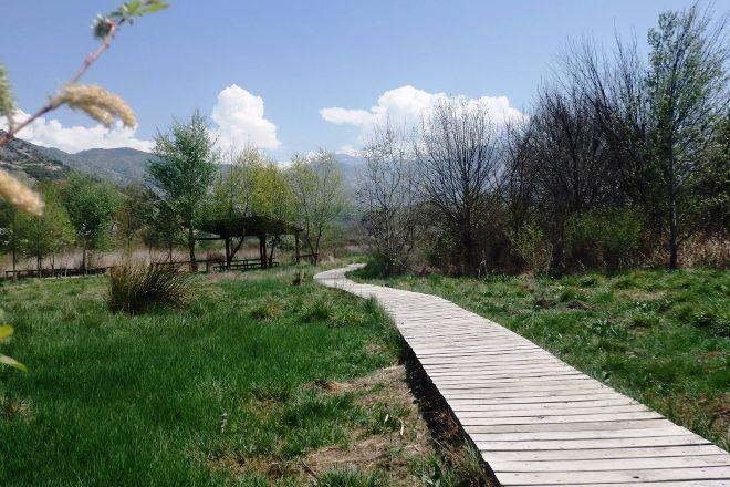 Aula de la Naturaleza el Aguadero, Padul, Spain