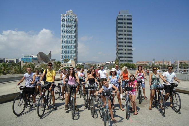 Barcelona CicloTour, Barcelona, Spain