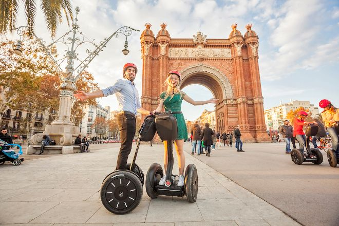 Barcelona Sun & Segway, Barcelona, Spain