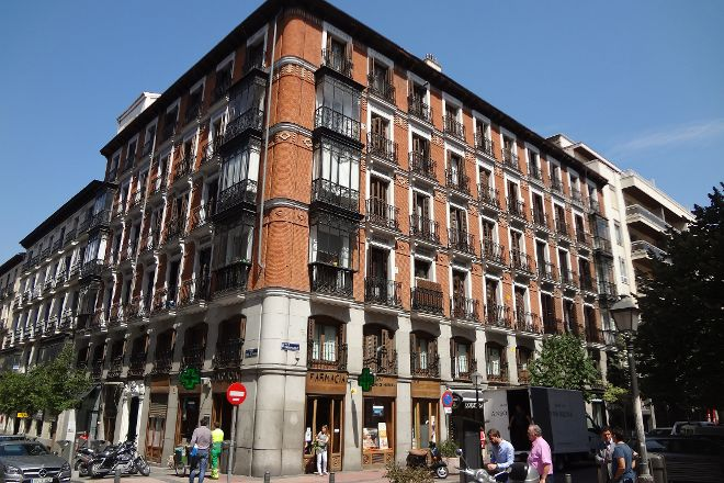 Barrio de Salamanca, Madrid, Spain