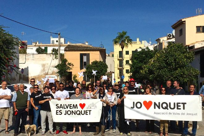 Barrio Es Jonquet, Palma de Mallorca, Spain