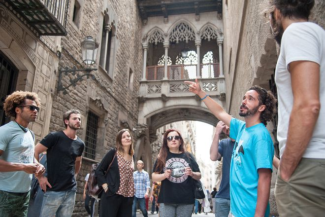 Be Local Tours, Barcelona, Spain