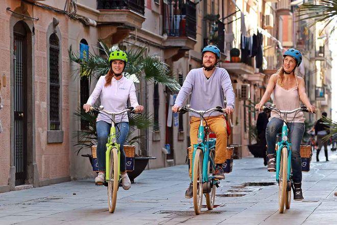 BeBike Tours, Barcelona, Spain