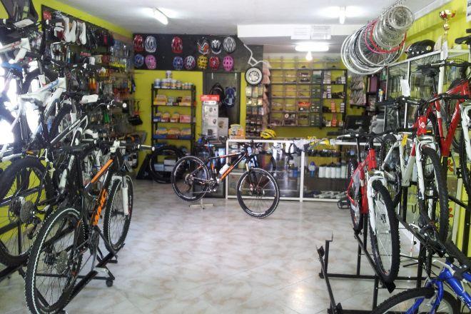 Bicicletas Francisco, Vejer de la Frontera, Spain