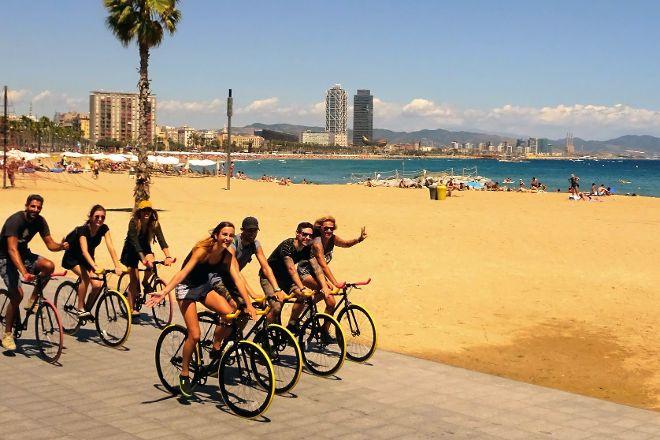 Bicilona Tours, Barcelona, Spain