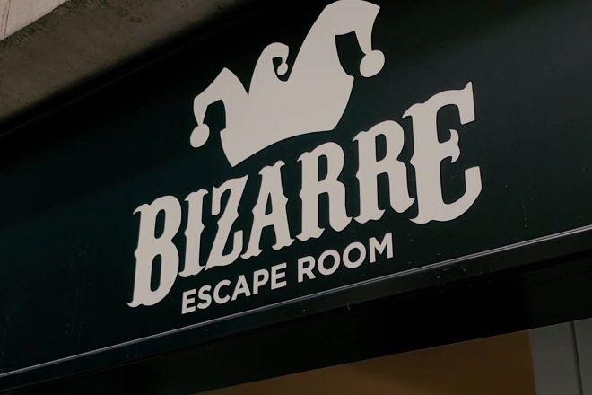 Bizarre Escape Room, Barcelona, Spain