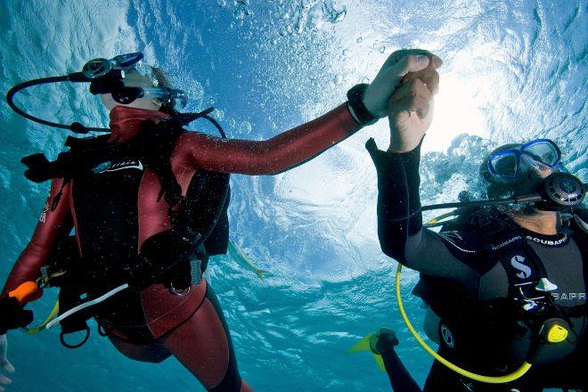 Blue Water Diving, Puerto Rico, Spain
