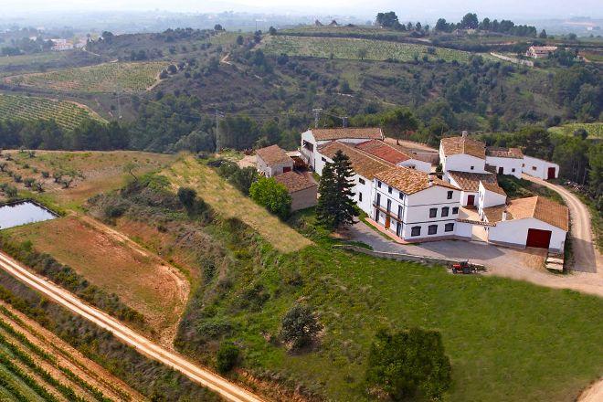 Bodega J. Miquel Jane, Font-Rubi, Spain