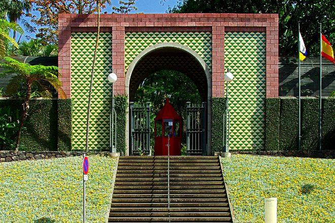 Botanische tuinen (Jardin Botanico), Puerto de la Cruz, Spanje