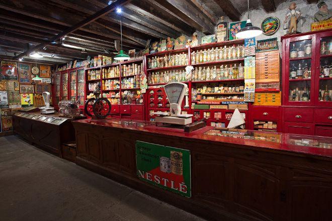 Botigues Museu Salas, Salas de Pallars, Spain