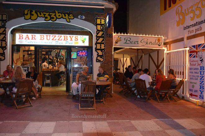 Buzzbys, Lloret de Mar, Spain