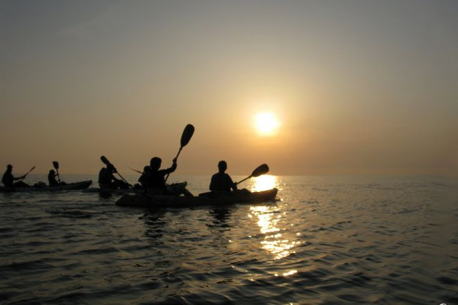 Cabo de Gata Kayak, Cabo de Gata, Spain