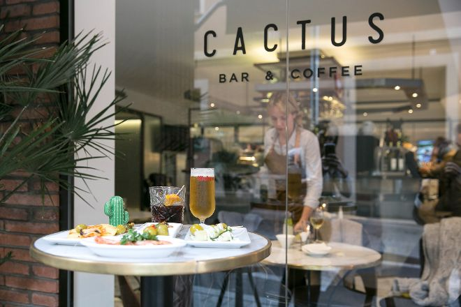 Cactus Bar, Barcelona, Spain