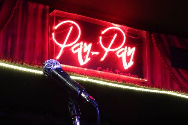 Cafe Teatro Pay Pay, Cadiz, Spain