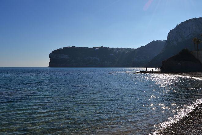 Cala Cap Negre, Javea, Spain
