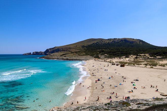 Cala Mesquida Beach, Cala Mesquida, Spain