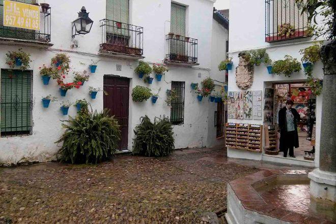 Calleja de las Flores, Cordoba, Spain