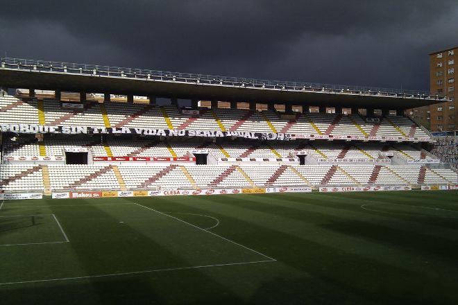 Campo de Futbol de Vallecas, Madrid, Spain