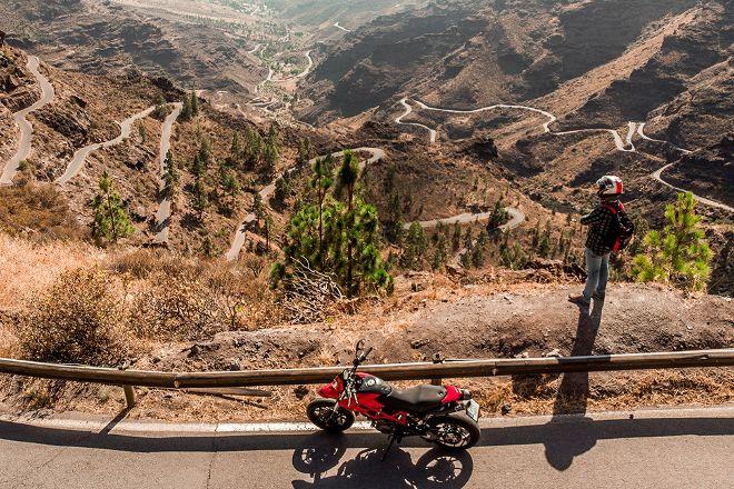 Canary Ride, Las Palmas de Gran Canaria, Spain