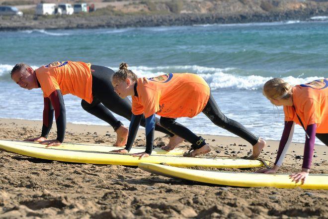 Canary Surf Academy, Fuerteventura, Spain