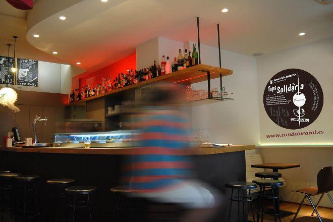 CANDELA, bar restaurant al Raval, Barcelona, Spain