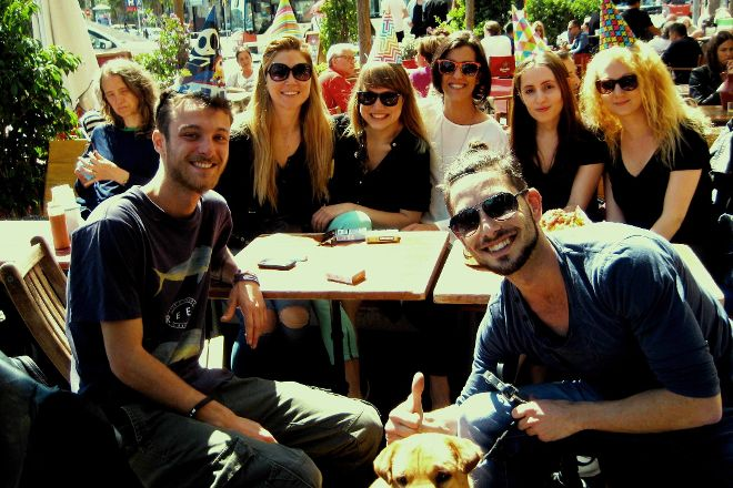 Carabela Cafe, Barcelona, Spain