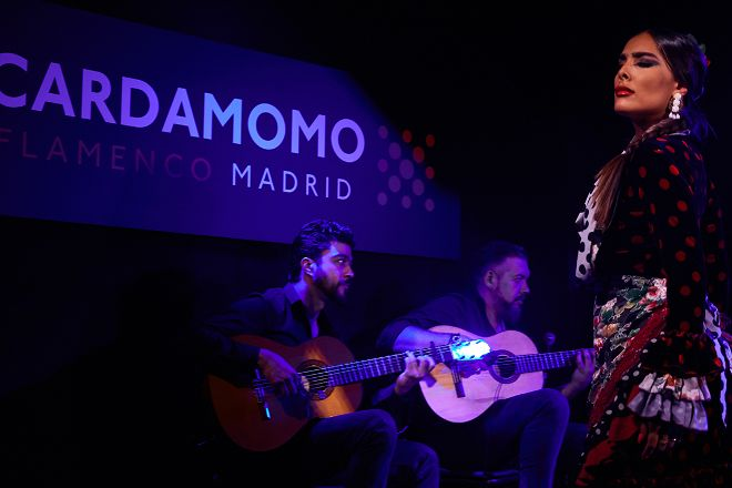 Cardamomo Tablao Flamenco, Madrid, Spain
