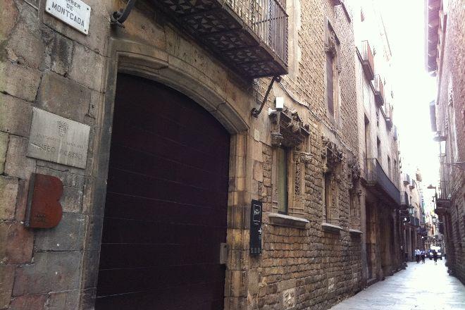 Carrer de Montcada, Barcelona, Spain