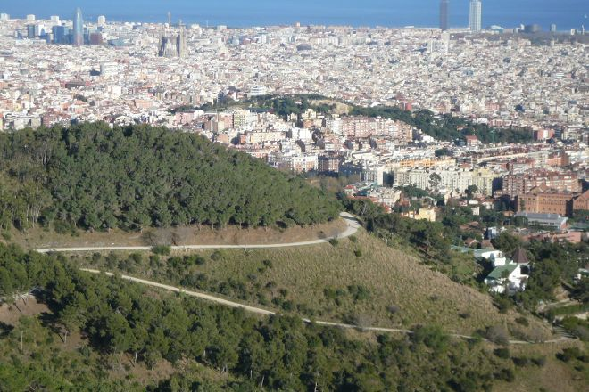 Carretera de Les Aigues, Barcelona, Spain
