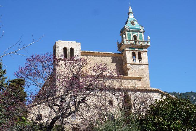Cartoixa de Valldemossa, Valldemossa, Spain