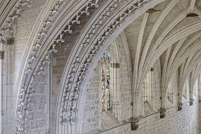 Cartuja de Miraflores, Burgos, Spain