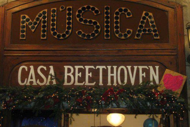Casa Beethoven, Barcelona, Spain
