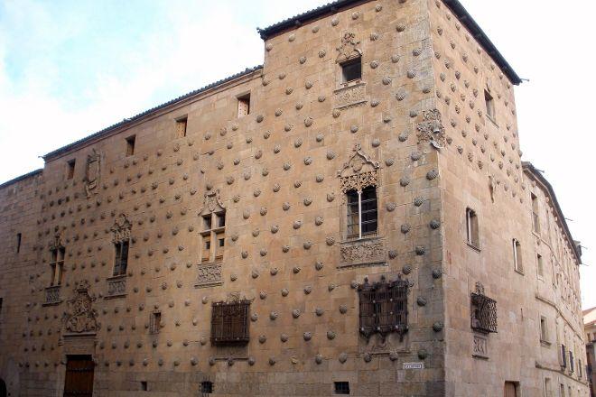 Casa de las Conchas, Salamanca, Spain