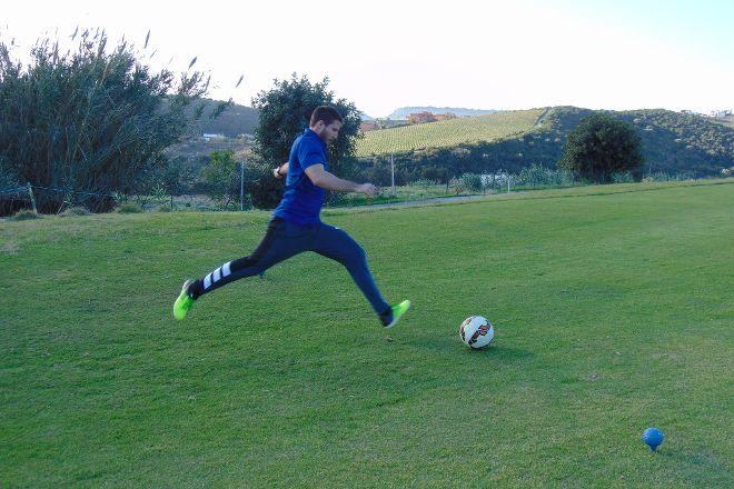 Casares FootGolf Club, Casares, Spain