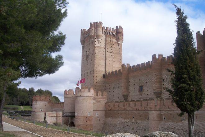 Castillo de la Mota, Medina del Campo, Spain