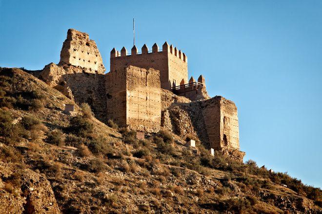 Castillo de Tabernas, Tabernas, Spain