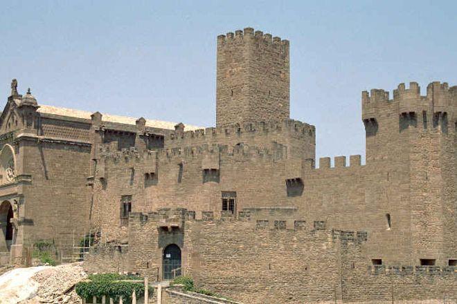 Castillo De Xavier, Javier, Spain