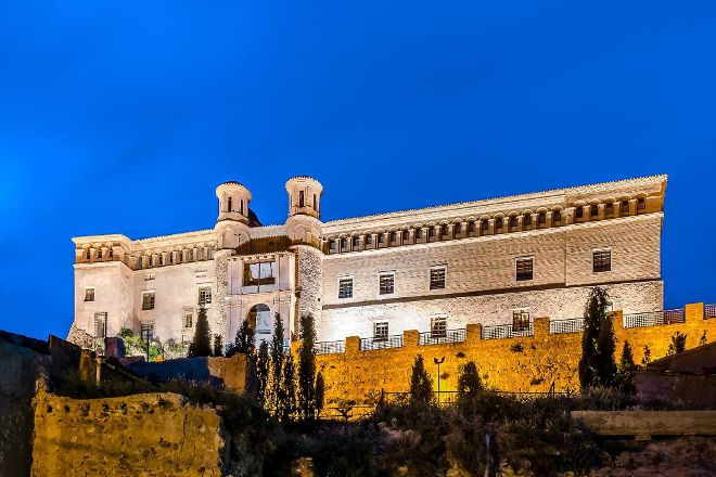 Castillo del Papa Luna, Illueca, Spain