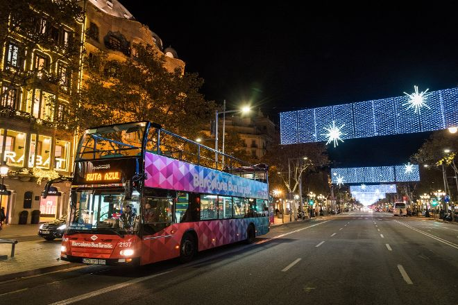 Catalunya Bus Turistic, Barcelona, Spain