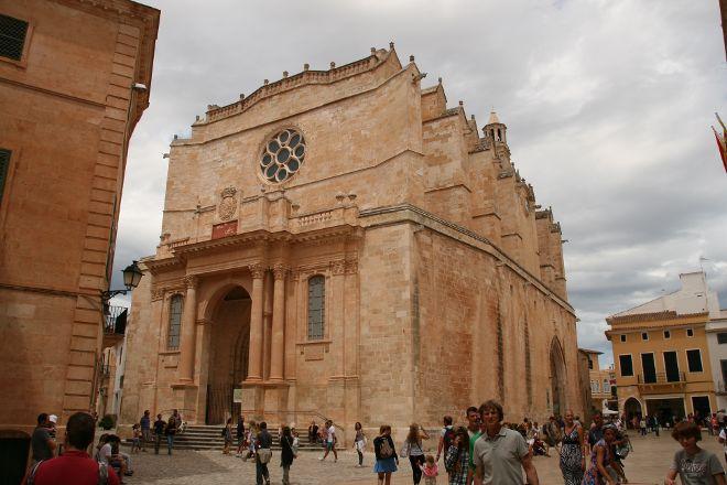 Cathedral Ciudadela, Ciutadella, Spain