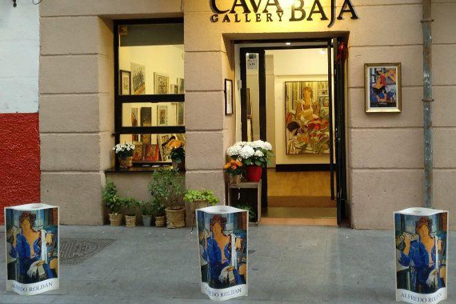 Cava Baja Gallery, Madrid, Spain
