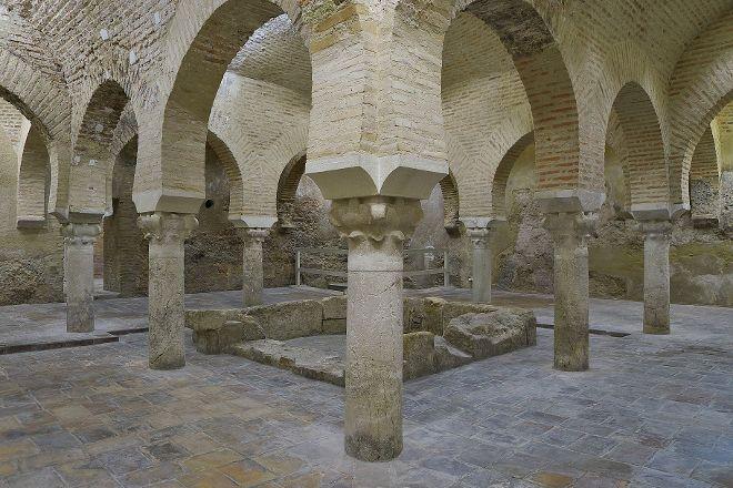 Centro Cultural Baños Árabes, Jaen, Spain