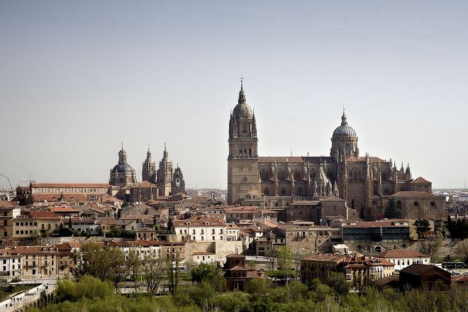 Ciudad Vieja de Salamanca, Salamanca, Spain
