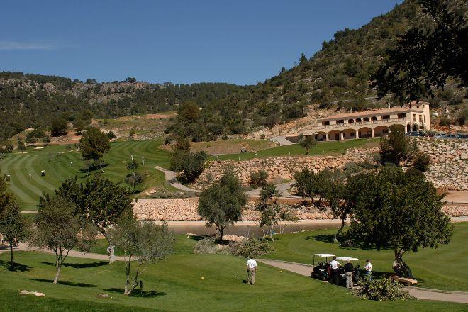 Club De Golf Son Termens, Bunyola, Spain