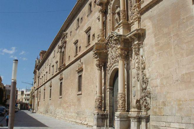 Colegio Diocesano Santo Domingo, Orihuela, Spain