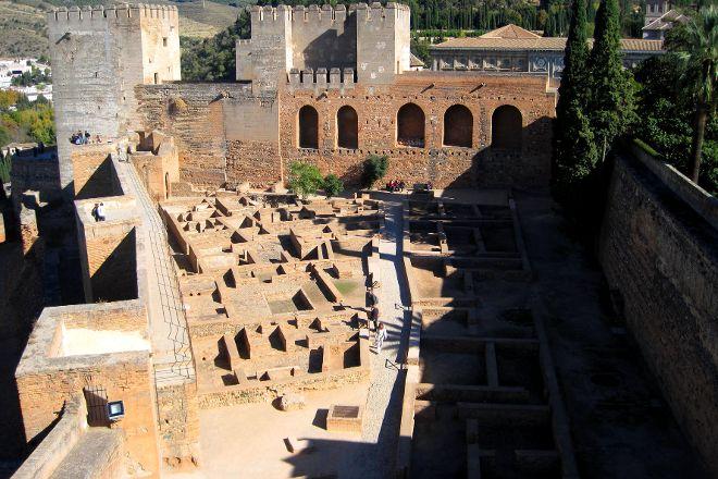 Conjunto Monumental de La Alcazaba, Almeria, Spain
